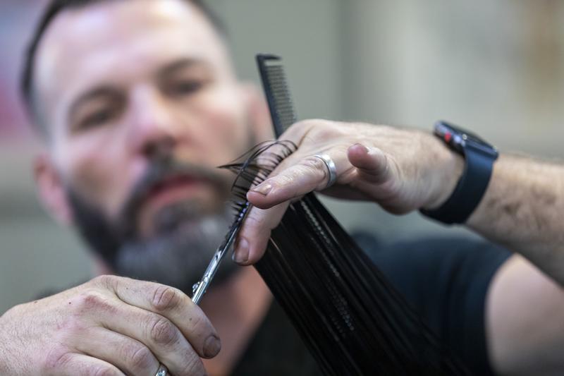 Haircut and Styling Services | Salon réBelle | Orange