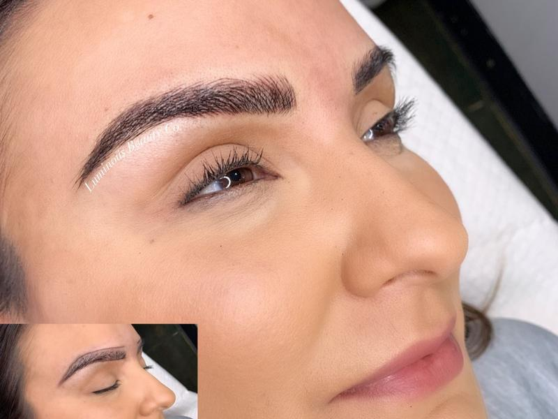 Eyebrows and Lashes